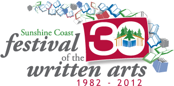 Festival of the Written Arts Draws Canadian Writers and Readers from Around the World to the Sunshine Coast of British Columbia