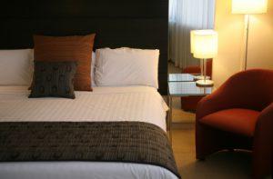 South Vancouver bed & breakfast inns bedroom