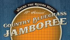 Where the Rivers Meet Country Bluegrass Jamboree loho
