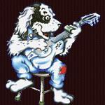 Hornby Island Blues Workshop logo
