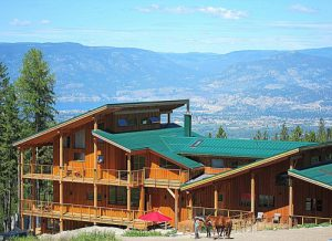 myra canyon Bed & Breakfast