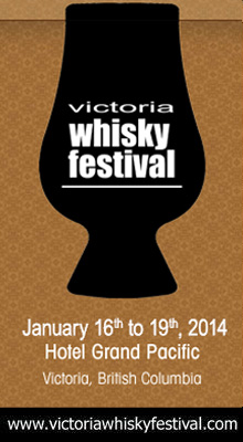 The 2014 Victoria Whisky Festival