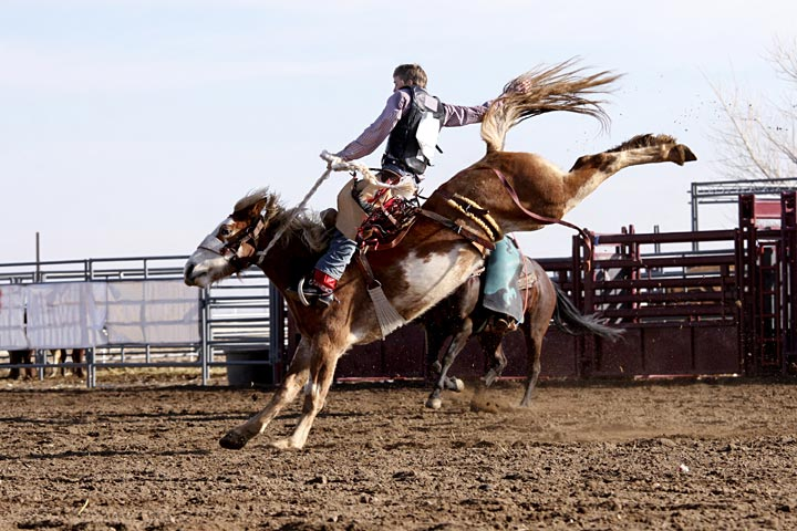 Come To The 67th Annual Kispiox Valley Rodeo