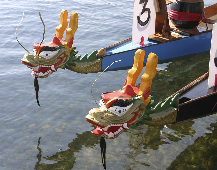It's Time For the Nanaimo Dragonboat Festival!