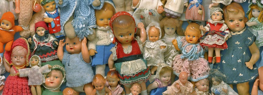 The Best-Loved Dolls of the Past 100 Years at the Sidney Museum