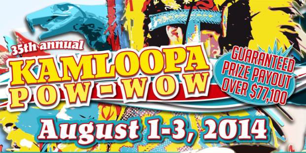 Celebrate the 35th Annual Kamloopa Pow Wow