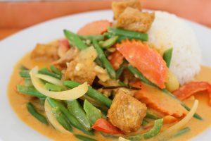 authentic Thai flavors at Thai Fusion Restaurant