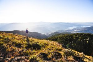 Hiking in the Okanagan region