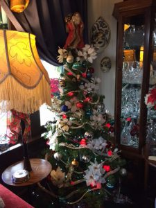 Christmas at Clair's Bed & Breakfast in Ladner